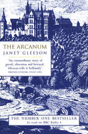 The Arcanum by Janet Gleeson image
