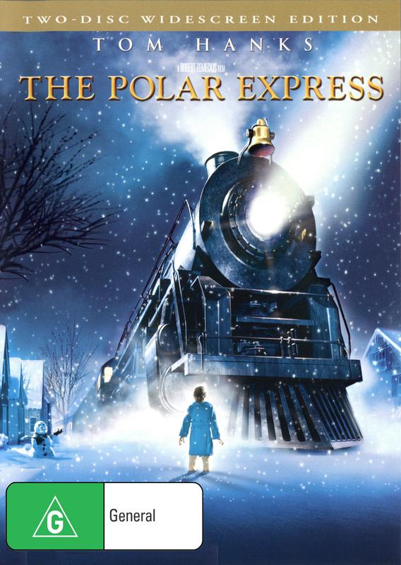 The Polar Express (2 Disc) on DVD