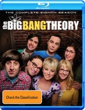 The Big Bang Theory - The Complete Eighth Season on Blu-ray