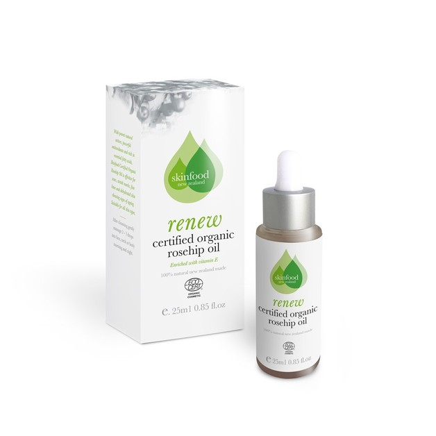 Skinfood Renew - Organic Rosehip Oil (25ml)