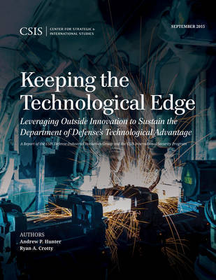 Keeping the Technological Edge by Andrew P. Hunter image