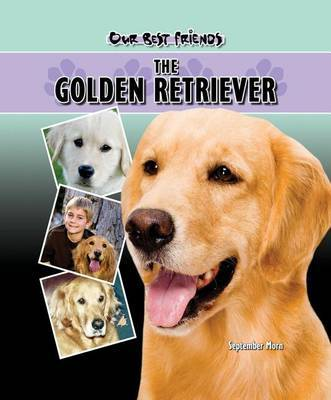 Golden Retriever by September B Morn image