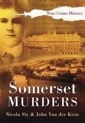 Somerset Murders by Nicola Sly image