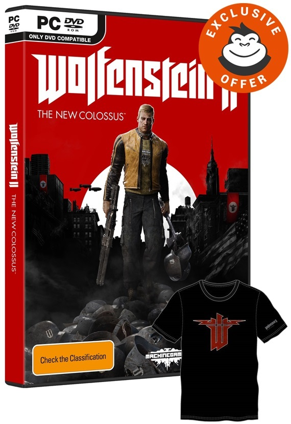 Wolfenstein II: The New Colossus for PC Games image