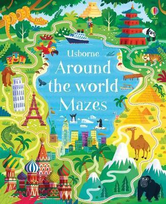 Around the World Mazes by Sam Smith