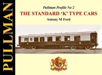 Pullman Profile: No. 2 by Antony M. Ford