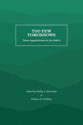 Too Few Tomorrows image
