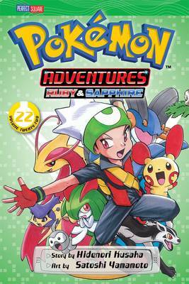Pokemon Adventures (FireRed and LeafGreen), Vol. 23 by Hidenori Kusaka