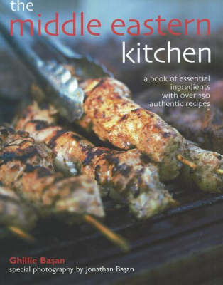 Middle Eastern Kitchen by Ghillie Basan
