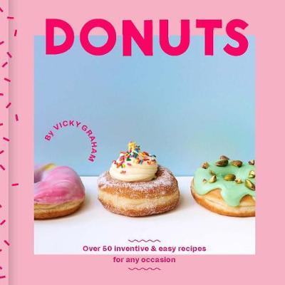 Donuts by Vicky Graham