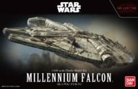 Star Wars 1/144 Millennium Falcon - Scale Model Kit