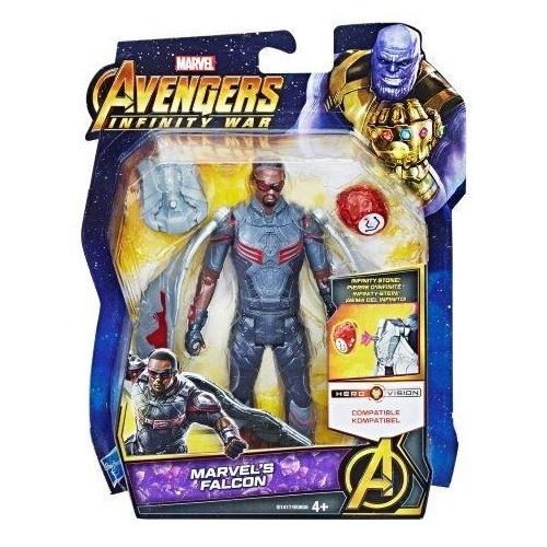"Avengers Infinity War: Falcon - 6"" Action Figure"