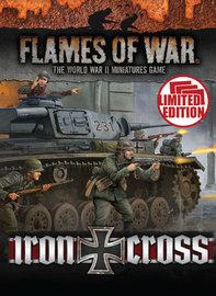 Flames of War: Iron Cross Unit Cards (x35)