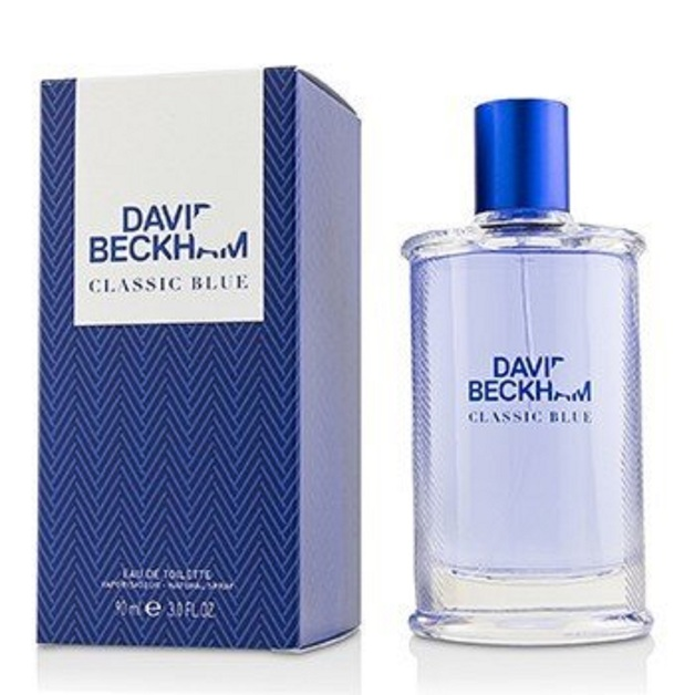 David Beckham - Classic Blue Fragrance (90ml EDT)