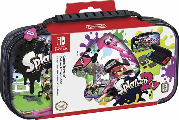 Nintendo Switch GT Deluxe Case – Splatoon for Switch