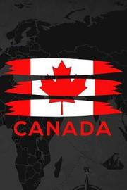 Canada Travel Journal by Diary Publishing