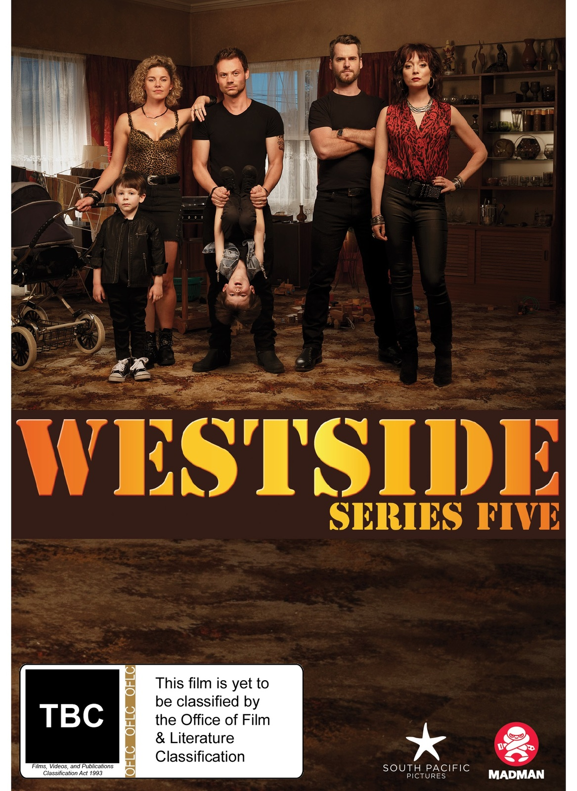 Westside - Series 5 on DVD image