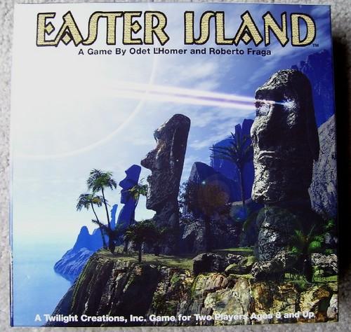 Easter Island image