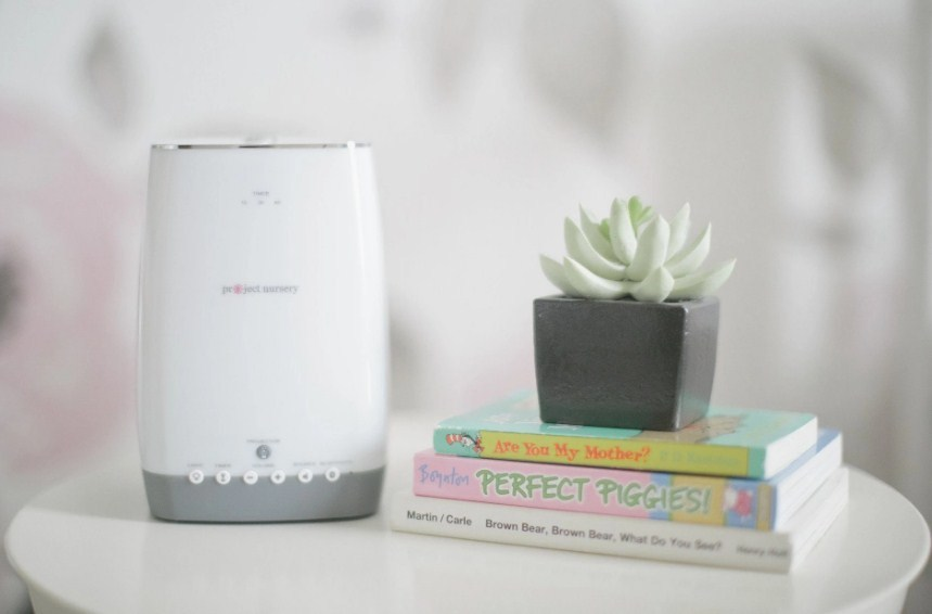 Project Nursery: Smart Sight and Sound Projector with Bluetooth image