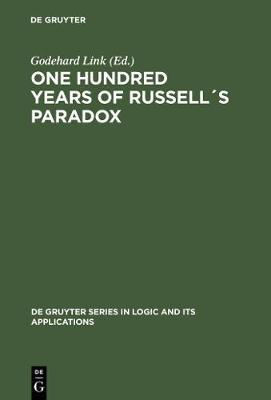 One Hundred Years of Russells Paradox