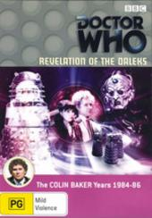 Doctor Who: Revelation of the Daleks DVD