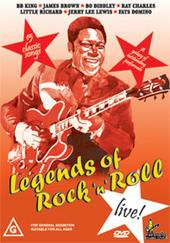 Legends Of Rock 'n' Roll on DVD
