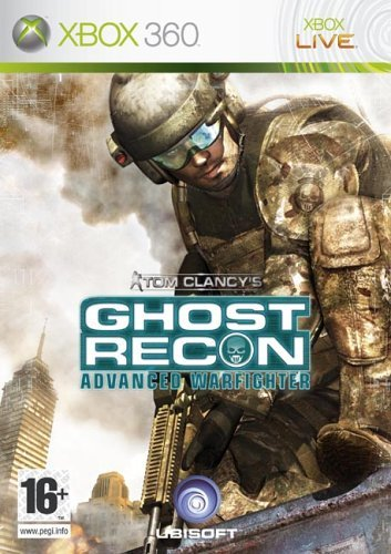 Tom Clancy's Ghost Recon: Advanced Warfighter (Classic) for Xbox 360