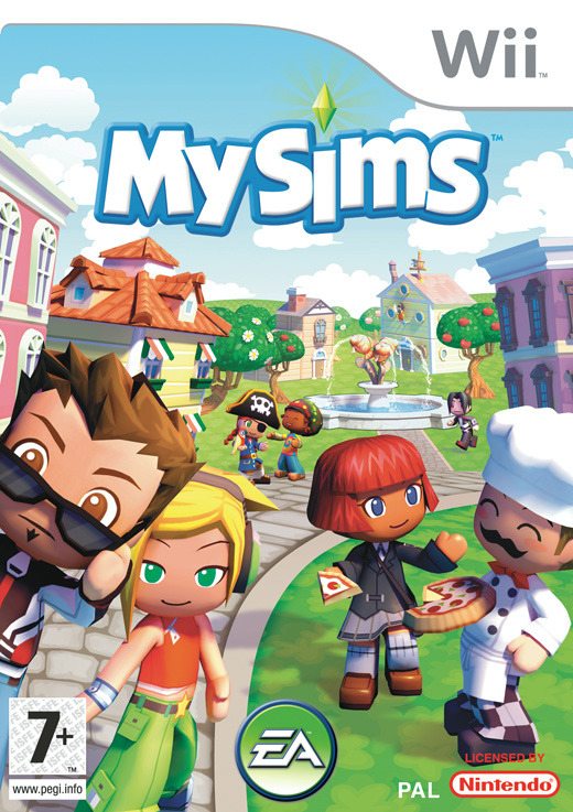 MySims for Nintendo Wii