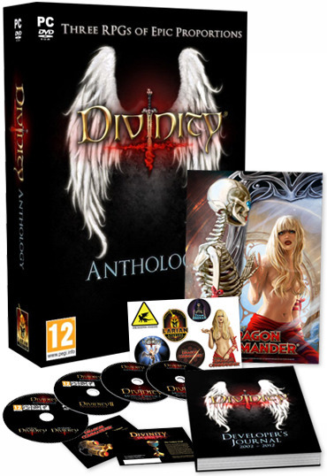 Divinity Anthology Collector's Edition | PC | Buy Now | at