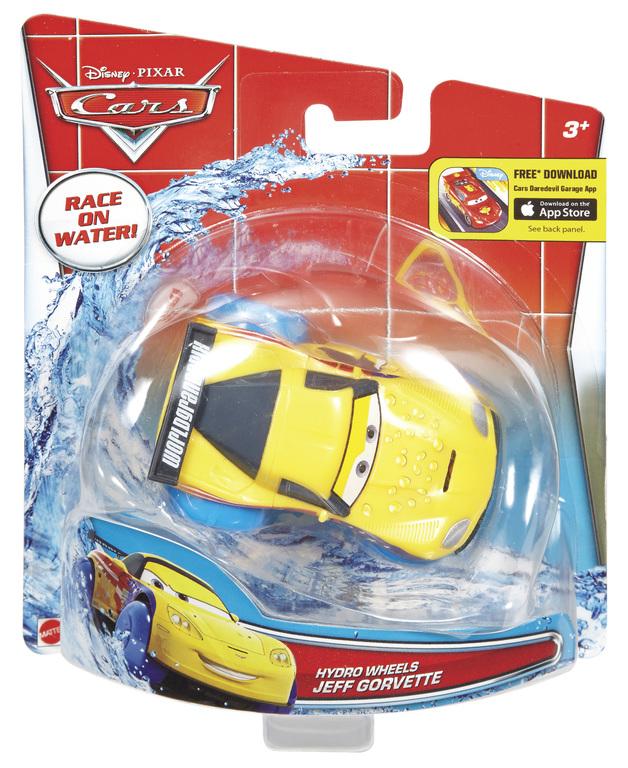 Cars Hydro - Jeff