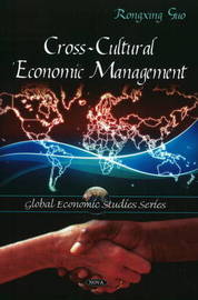 Cross-Cultural Economic Management by Rongxing Guo image