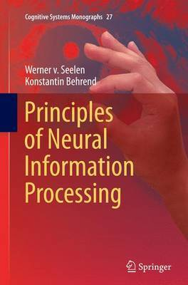 Principles of Neural Information Processing by Konstantin Behrend