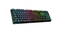 ROCCAT Suora FX - RGB Illuminated Frameless Mechanical Gaming Keyboard for PC Games
