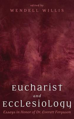 Eucharist and Ecclesiology