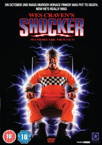 Shocker on DVD