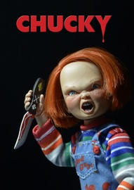 "Child's Play: Chucky - 8"" Clothed Action Figure"