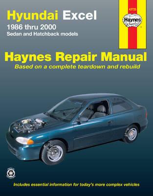 Hyundai Excel (86 - 00) by L.Alan LeDoux