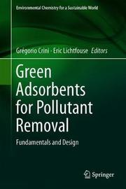 Green Adsorbents for Pollutant Removal image