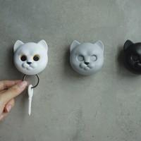 Qualy Neko Cat Key Holder