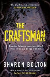 The Craftsman by Sharon Bolton image