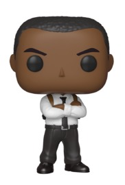 Captain Marvel - Nick Fury Pop! Vinyl Figure