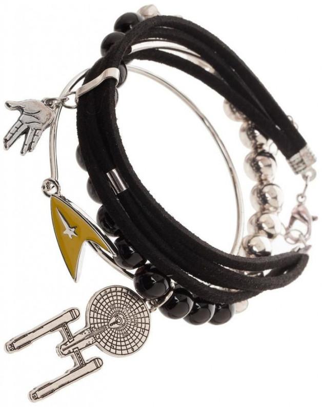 Star Trek Arm Party Bracelet