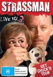 Strassman Live - Vol. 3: Get Chuck'd Tour on DVD