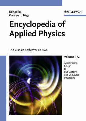 Encyclopedia of Applied Physics image