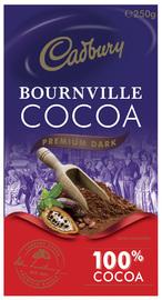 Cadbury Bournville Cocoa (250g) image