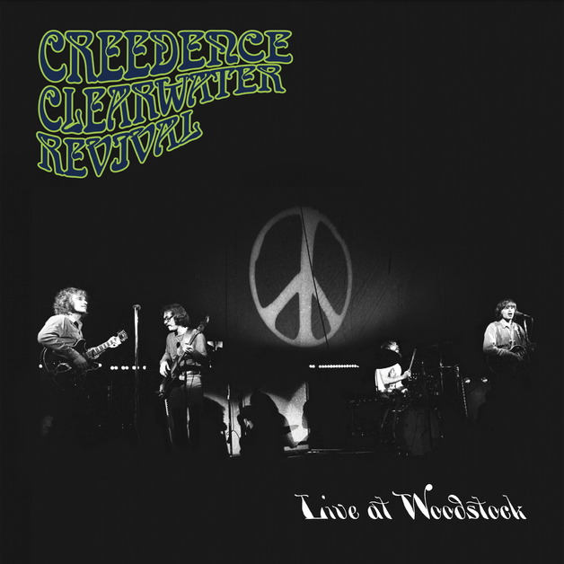 Live At Woodstock by Creedence Clearwater Revival