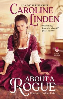 About a Rogue by Caroline Linden