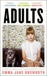 Adults by Emma Jane Unsworth image