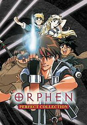 Orphen - Perfect Collection * BOX ONLY* on DVD