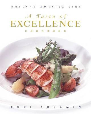 A Taste of Excellence Cookbook by Rudy Sodamin image